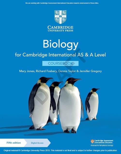 Cambridge International AS & A Level Biology Coursebook