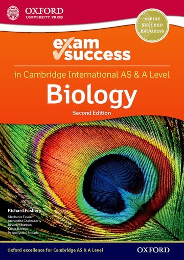 Cambridge International AS & A Level Biology Exam Success Guide- Oxford University Press