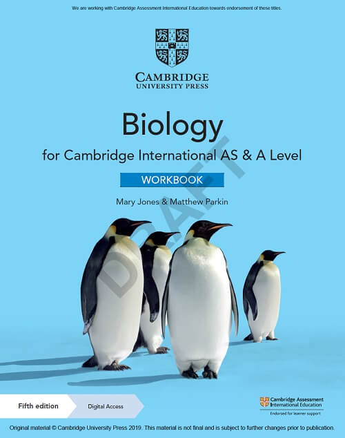 Cambridge International AS & A Level Biology Workbook