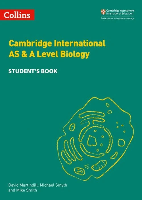 Collins Cambridge International AS & A Level Biology Student's Book